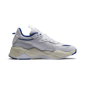Thumbnail 6 of RS-X TECH Sneakers, Puma White-Whisper White, medium