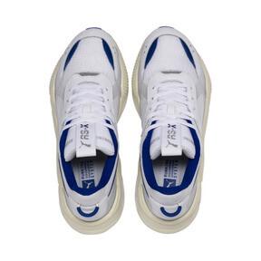 Thumbnail 7 of RS-X Tech Sneakers, Puma White-Whisper White, medium
