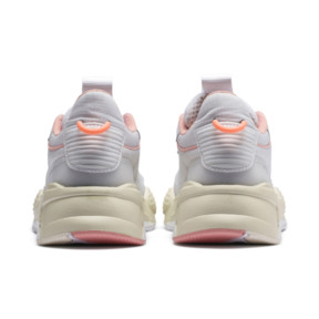 Thumbnail 4 of RS-X TECH Sneakers, Puma White-Peach Bud, medium