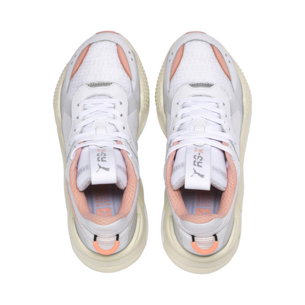 Zapatillas RS-X TECH, Puma White-Peach Bud, grande