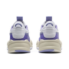 Thumbnail 3 of RS-X TECH Sneakers, Puma White-Sweet Lavender, medium
