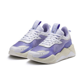Thumbnail 2 of RS-X TECH Sneakers, Puma White-Sweet Lavender, medium