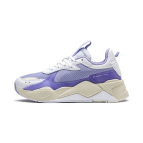 Thumbnail 1 of RS-X TECH Sneakers, Puma White-Sweet Lavender, medium