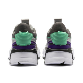 Thumbnail 5 of RS-X Tracks Sneaker, Gray Violet-Charcoal Gray, medium