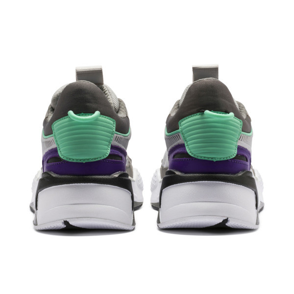 Basket RS-X Tracks, Gray Violet-Charcoal Gray, large