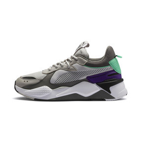 Thumbnail 1 of Basket RS-X Tracks, Gray Violet-Charcoal Gray, medium