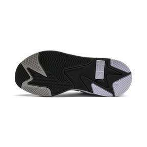 Thumbnail 6 of RS-X Tracks Sneaker, Gray Violet-Charcoal Gray, medium