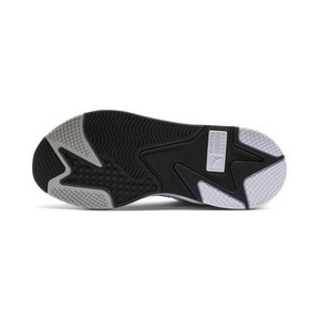 Thumbnail 5 of RS-X Tracks Trainers, Puma White-Puma Black, medium