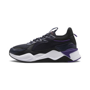 Thumbnail 1 of RS-X Tracks, Puma New Navy-Puma Black, medium