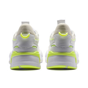 Thumbnail 3 of RS-X Tracks Sneaker, Puma White-Whisper White, medium