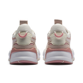 Thumbnail 4 of RS-X Tracks Trainers, Mauve Morn-Marshmallow, medium