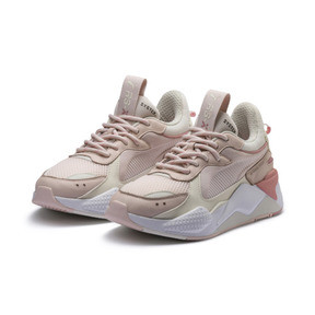 Thumbnail 3 of RS-X Tracks Sneaker, Mauve Morn-Marshmallow, medium