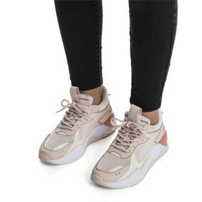 Thumbnail 2 of RS-X Tracks Sneaker, Mauve Morn-Marshmallow, medium