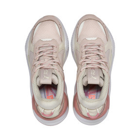 Thumbnail 6 of RS-X Tracks Trainers, Mauve Morn-Marshmallow, medium