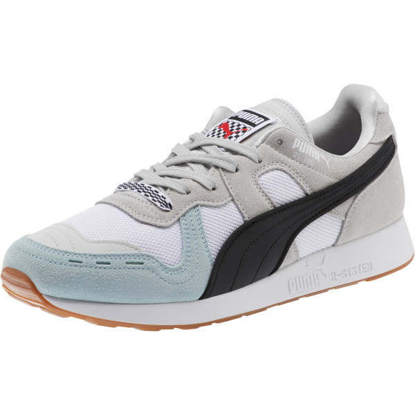RS-100 Racing Flag Sneakers