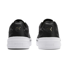 Thumbnail 4 of Cali-0 Trainers, Puma Black-Puma Blk-Puma Wht, medium