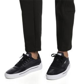 Thumbnail 2 of Cali-0 Sneakers, Puma Black-Puma Blk-Puma Wht, medium