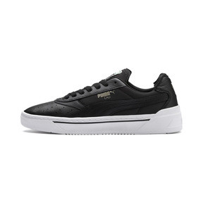 Thumbnail 1 of Cali-0 Trainers, Puma Black-Puma Blk-Puma Wht, medium