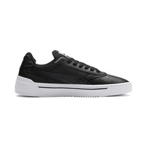 Thumbnail 6 of Cali-0 Trainers, Puma Black-Puma Blk-Puma Wht, medium
