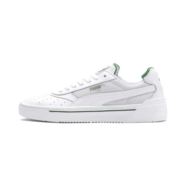 9629b9eb Cali-0 Trainers | PumaWht-Amazon Green-PumaWht | PUMA Fathers Day ...