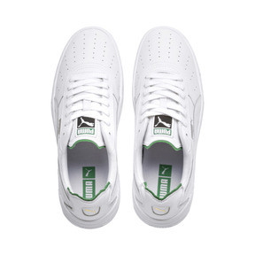 Thumbnail 7 of Cali-0 Trainers, PumaWht-Amazon Green-PumaWht, medium