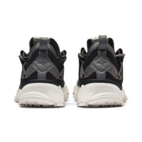 Thumbnail 3 of Trailfox Trainers, Puma Black-Charcoal Gray, medium