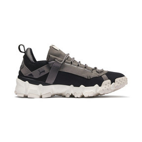Thumbnail 5 of Trailfox Trainers, Puma Black-Charcoal Gray, medium