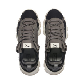 Thumbnail 6 of Trailfox Trainers, Puma Black-Charcoal Gray, medium
