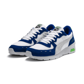 Thumbnail 2 of RS-350 Summer Trainers, Puma White-Surf The Web, medium