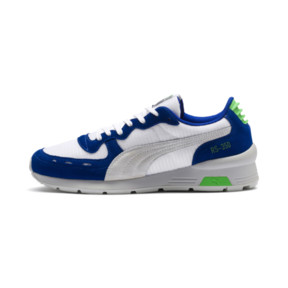 Thumbnail 1 of RS-350 Summer Trainers, Puma White-Surf The Web, medium