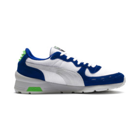 Thumbnail 5 of RS-350 Summer Trainers, Puma White-Surf The Web, medium