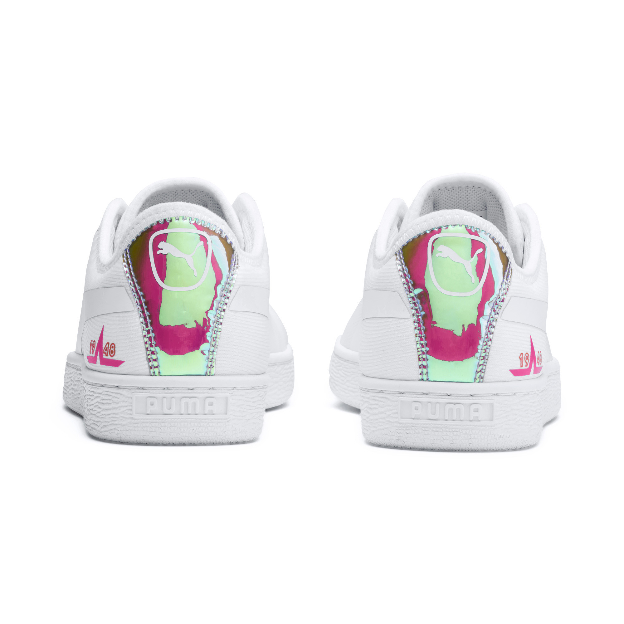 Image Puma Basket Trailblazer Women's Sneakers #3
