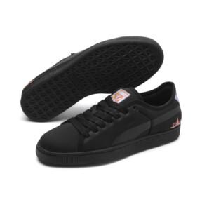 Miniatura 2 de Zapatos deportivos  Basket Trailblazerpara mujer, Puma Black-Fuchsia Purple, mediano