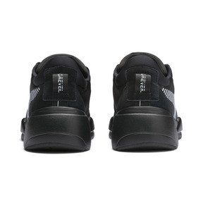 Thumbnail 4 of Zeta Suede Sneaker, Puma Black-Light Sky, medium