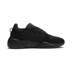 Thumbnail 6 of Zeta Suede Sneaker, Puma Black-Light Sky, medium