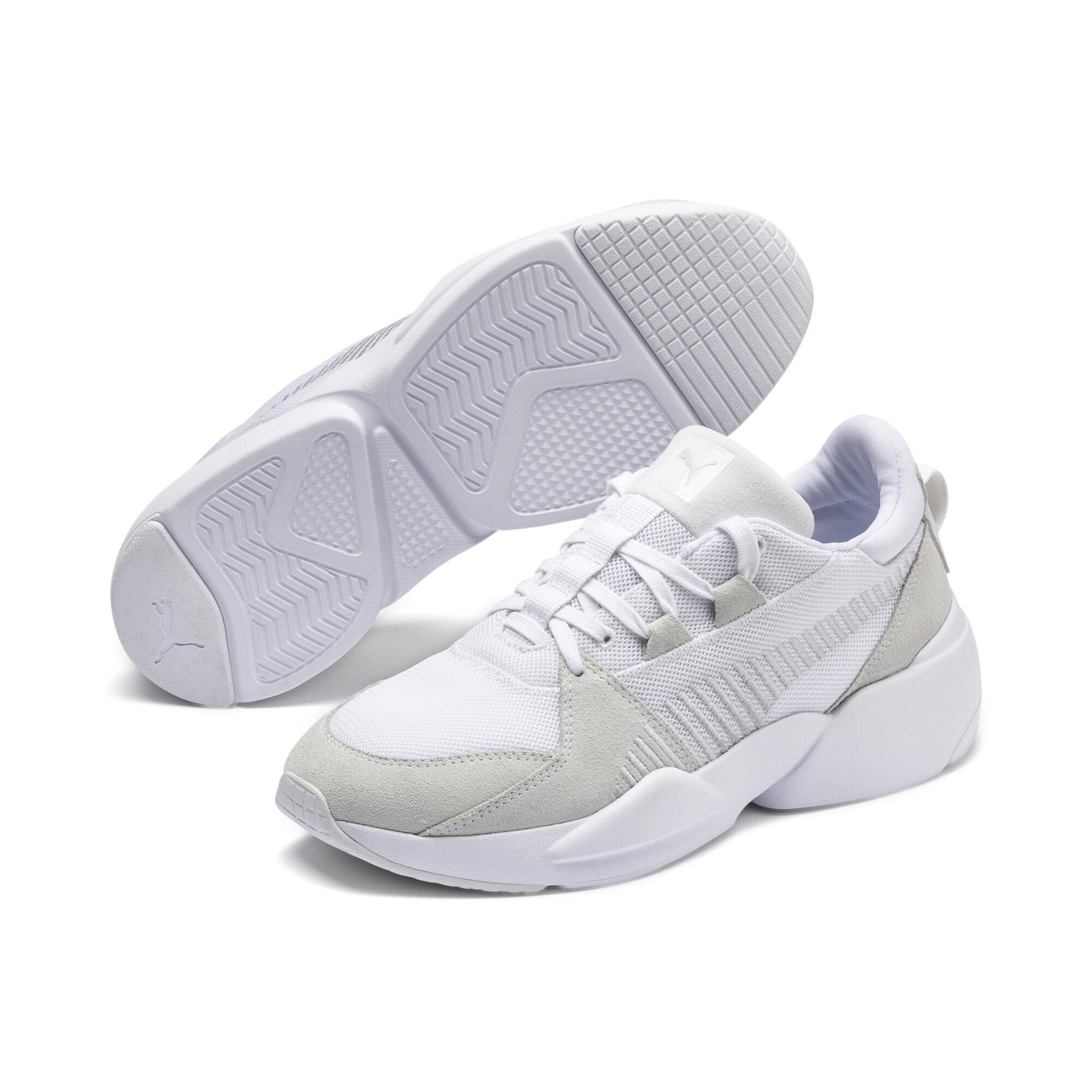 Image Puma Zeta Suede Sneakers #4