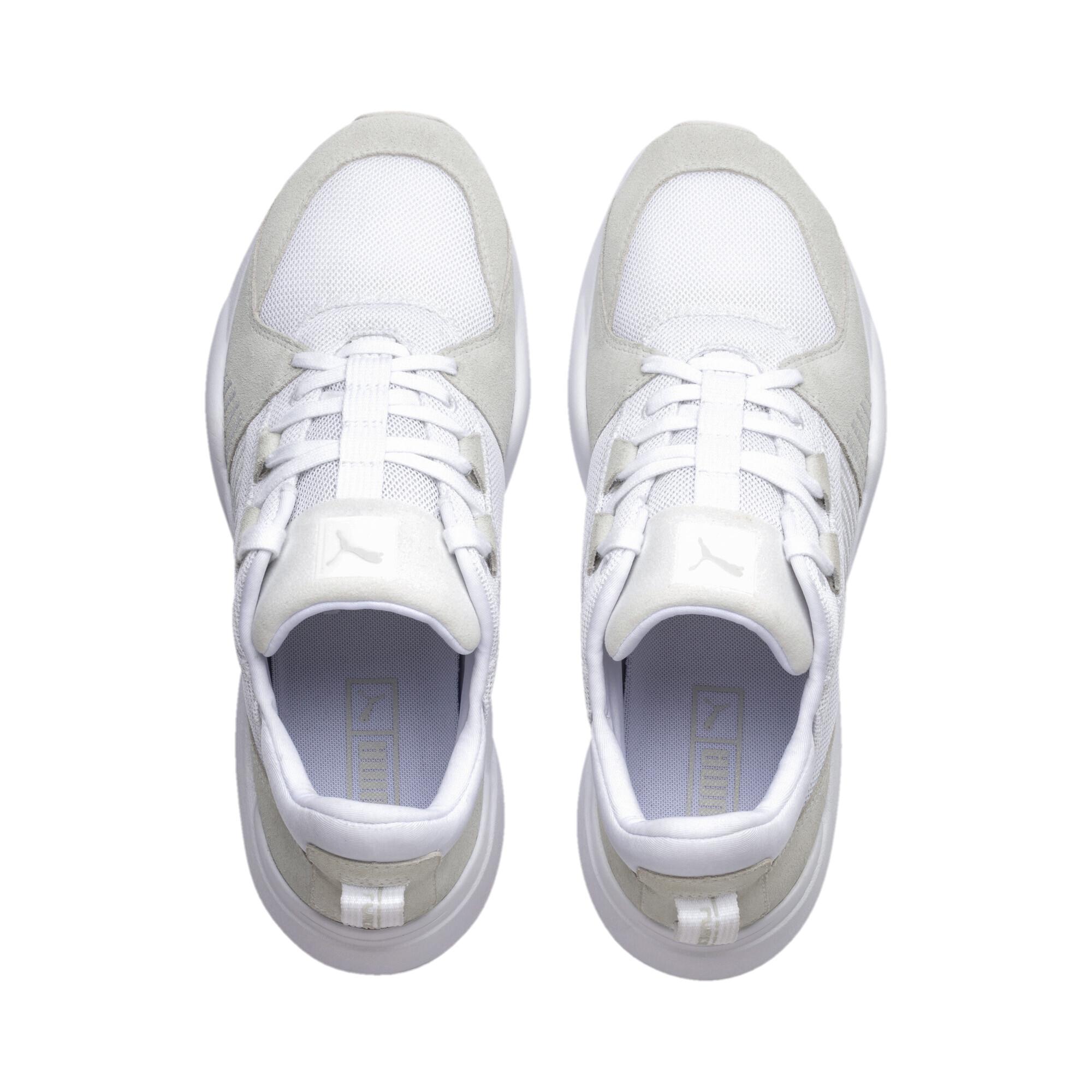 Image Puma Zeta Suede Sneakers #8