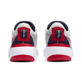 Thumbnail 4 of Zeta Suede Sneaker, Glacier Gray-Peacoat, medium