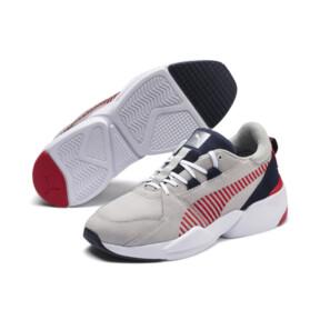 Thumbnail 3 of Zeta Suede Sneaker, Glacier Gray-Peacoat, medium