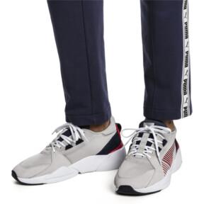 Thumbnail 2 of Zeta Suede Sneaker, Glacier Gray-Peacoat, medium