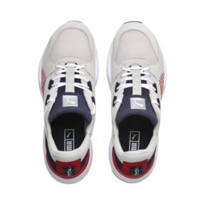 Thumbnail 7 of Zeta Suede Sneaker, Glacier Gray-Peacoat, medium