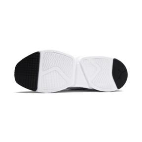 Thumbnail 4 of Zeta Suede Sneaker, Puma White-Whisper White, medium