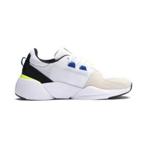 Thumbnail 5 of Zeta Suede Sneaker, Puma White-Whisper White, medium