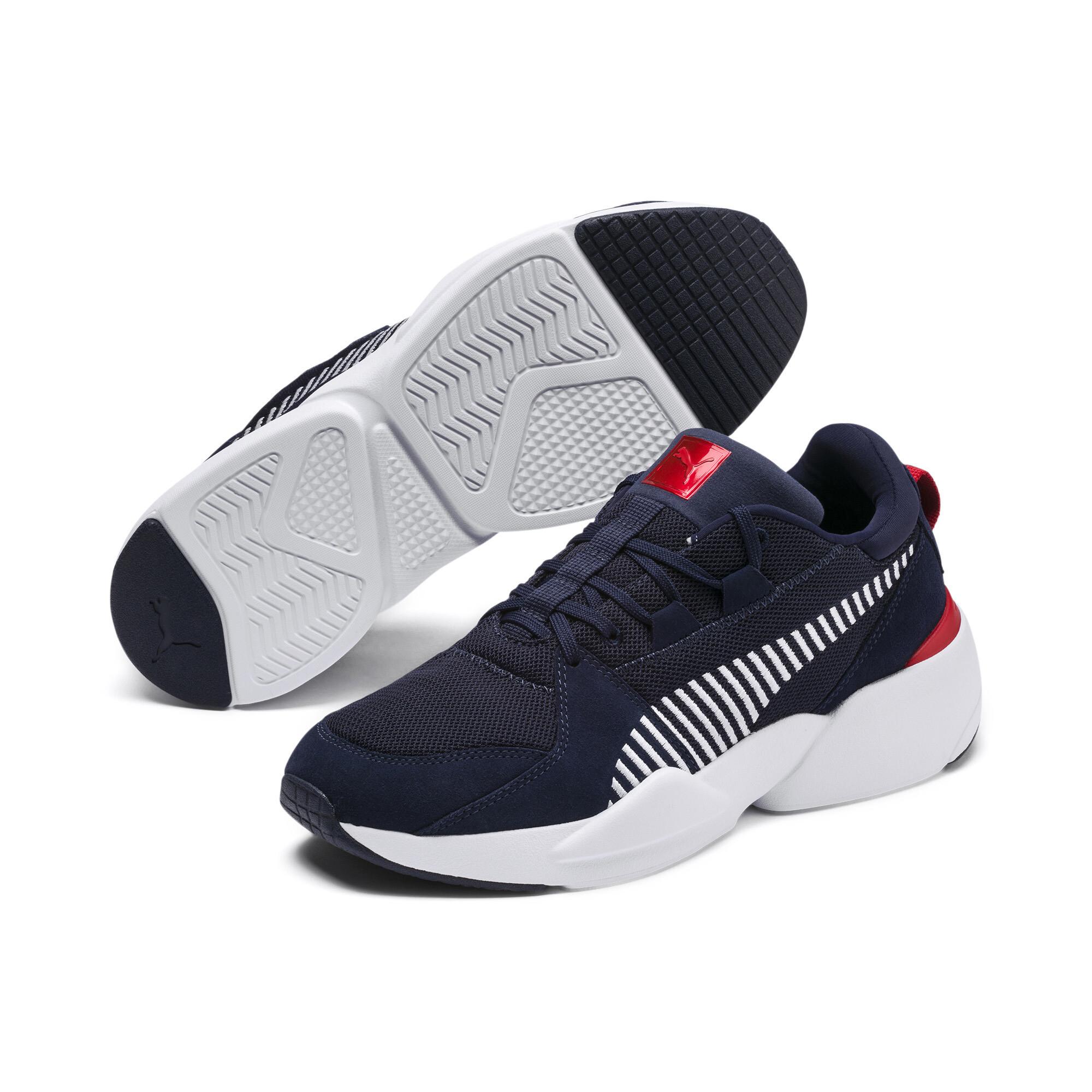 Image Puma Zeta Suede Sneakers #2