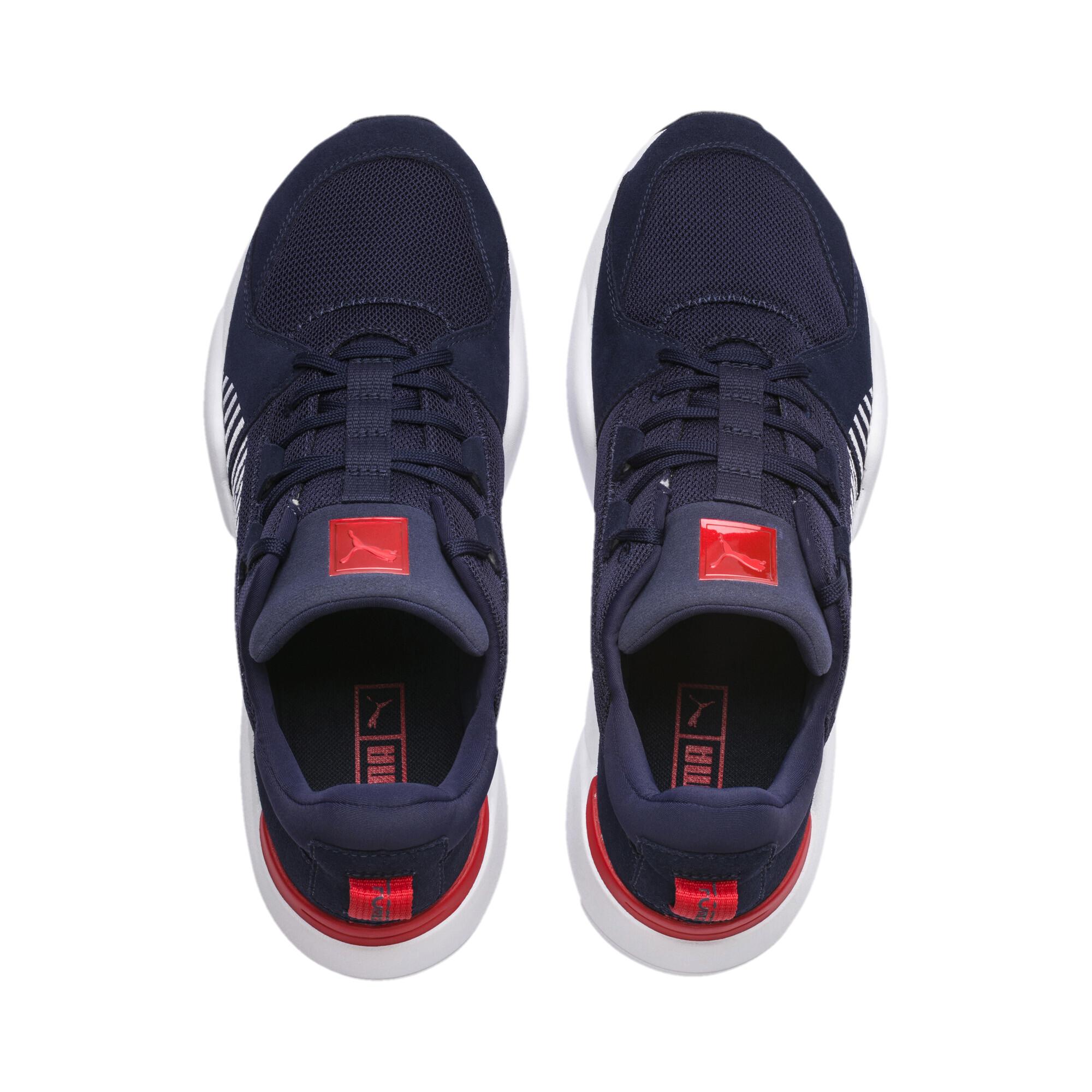 Image Puma Zeta Suede Sneakers #6
