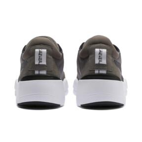 Thumbnail 3 of Zeta Suede Sneaker, Charcoal Gray-Puma Black, medium