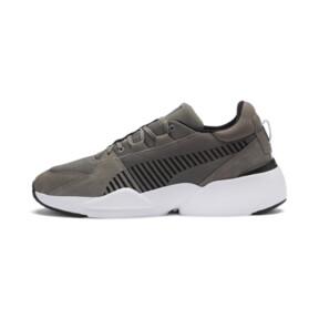 Thumbnail 1 of Zeta Suede Sneaker, Charcoal Gray-Puma Black, medium