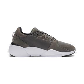 Thumbnail 5 of Zeta Suede Sneaker, Charcoal Gray-Puma Black, medium
