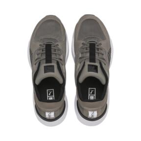 Thumbnail 6 of Zeta Suede Sneaker, Charcoal Gray-Puma Black, medium