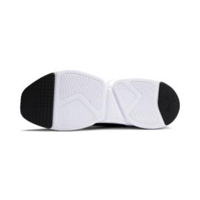 Thumbnail 4 of Zeta Suede Sneaker, Puma Black-Irish Green, medium